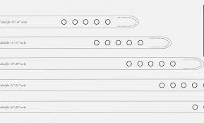 Gucci Belt Size Chart Conversion Buurtsite Net
