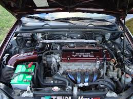 Honda Prelude 2001 Engine wallpaper | 1024x768 | #11907