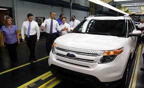 ford president car. president obama visits ford auto plant in chicago - 1 of 22 car
