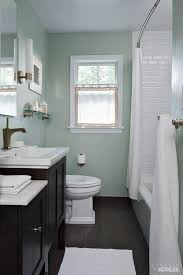 dark green bathroom accessories. i keep picking dark cabinets, hmm. do like the sea foam green? green bathroom accessories l