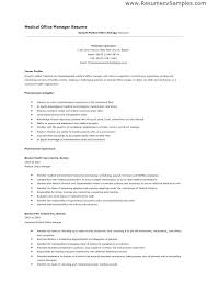 sample resume for office manager position practice manager resume sample office manager resume sample resume