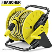 karcher wall mounting hr25 hose reel with wall bracket 2645041