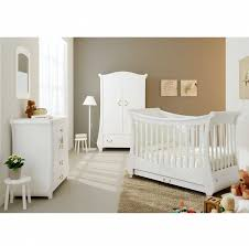 Modern baby nursery furniture, baby cot Tulip by Pali in classic, luxury  design baby