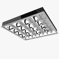 office ceiling lights 3d model swasstech