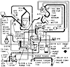 Chevy 7 4 Vacuum Diagram