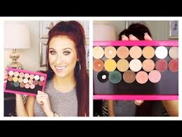 top makeup geek eyeshadows swatches review jaclyn hill you