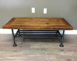 Rustic Coffee Table | Etsy Nice Ideas