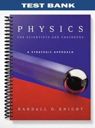 Test Bank for Physics for Scientists and Engineers 1st Edition by ...