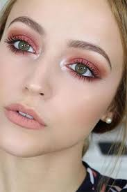 15 spring eye face makeup looks ideas 2017