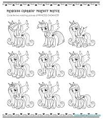 Small Picture my little pony princess cadence coloring pages Colotring Pages