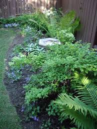 Small Picture Shade Garden Design Plans Garden Design Ideas