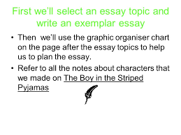 t a k o s e x y how to write a response to text essay so that   boy in the striped pyjamas first we ll select an essay topic and write an exemplar essay