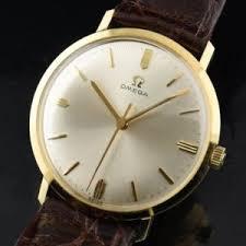 vintage omega watches for used antique watchestobuy com omega 14k gold 1959