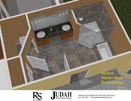 Small Master Bathroom Floor Plans - Small master bathroom