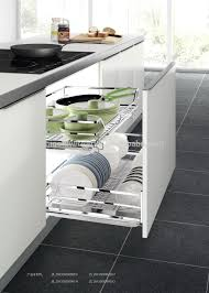 Dish Rack For Kitchen Cabinet A0205003guangzhou Soft Closing 2tier Dish Racks Kitchen Cabinet