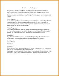 cover letter subject line print sweet email resume paper letters