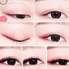 8eff64841feec176cf8c7bd552ea0031 gyaru makeup ulzzang makeup
