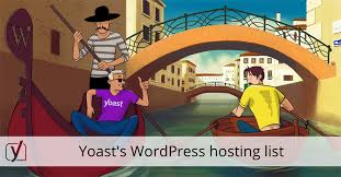 WordPress hosting, partners vetted by Yoast • Yoast