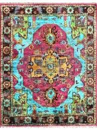 aqua brown sari silk rug rugs reviews