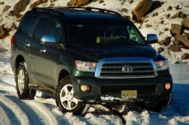 Review: 2008 Toyota Sequoia Limited 4x4 Photo Gallery - Autoblog