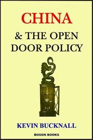 open door policy document. China And The Open Door Policy - Kevin Barry Bucknall Document