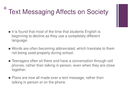 negative effects of text messages social media 8 text messaging