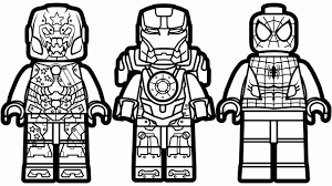 Iron man with silver hexagon on chest and 1 x 1 round bricks. Pin On Coloring Page Ideas Printable For Adult