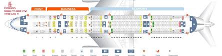 Cathay Pacific 773 Seating Chart Boeing 777 300er Seating Chart Seating Chart