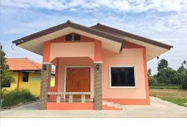 Perfect Small House Design Small House Plans Under 80 Sqm Area Perfect Small House
