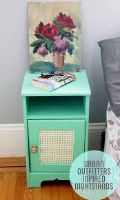 Creative and Small DIY Nightstand Ideas | https://diyprojects.com/17