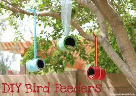 Diy Birdhouse Diy Bird Feeders