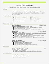 Resume Examples For Music Teacher Valid Elementary Teacher Resume