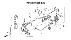 honda 420 atv wiring diagram honda wiring diagrams