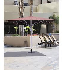 galtech 10 ft square market umbrella