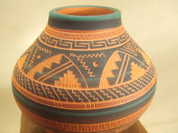 navajo pottery designs. Pottery | Native American Indian - Navajo Etched Designs