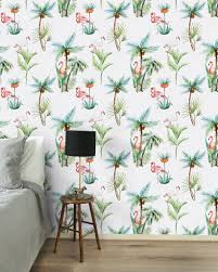 Dit Behang Is Van Creative Lab Amsterdam Wallpaper Flamingo