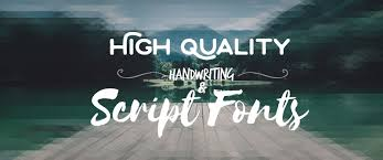 Script Designer 75 High Quality Free Fonts Handwriting Script Brush