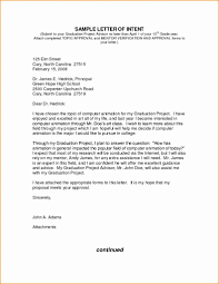 Letter Of Intent Grad School Free Letter Of Intent Template For Graduate School Valid Graduate