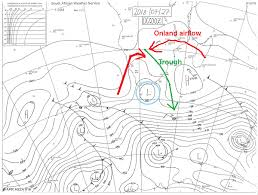 Weather Sa Synoptic Chart Overview For The Week And 5 Day Outlook To Wednesday 01
