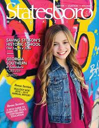 Statesboro Magazine July/August 2018 by Statesboro Magazine - issuu