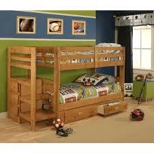 oak furniture west pine bunk bed with storage bunk bed bedroom sets kids
