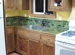 Craft For Kitchen Handmade Arts And Crafts Tile Backsplash By Cottage Craft By For