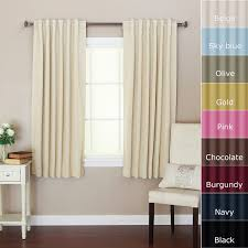 white blackout curtains target with awesome chair and side table for home interior design ideas
