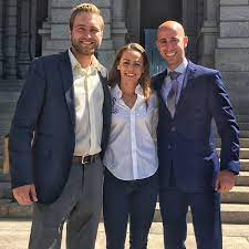 "Adam Zarrin on Twitter: ""So awesome meeting @trackjenny today after a bill  signing allowing athletes to receive instate tuition in CO! Total #fanboy  moment!… https://t.co/tYftodVfFZ"""