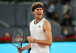 It was the first time during the olympics djokovic lost a set. Alexander Zverev Holt Seinen Zweiten Masters Titel In Madrid Tennisnet Com