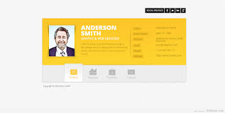 Best Vcard Wordpress Themes 2017 For Your Online Resume Personal