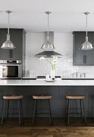 53 Elegant Kitchen Backsplash Decor Ideas With Dark Cabinets Ideas