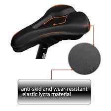 dust resistant cover mountain bike saddles