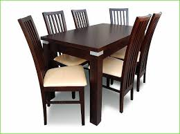 elegant dining table and chairs 5m4
