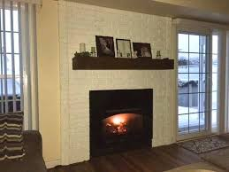 faux brick fireplace faux painting brick fireplace